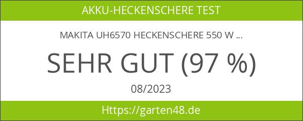 Makita UH6570 Heckenschere 550 W