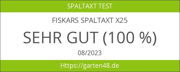 Fiskars Spaltaxt X25