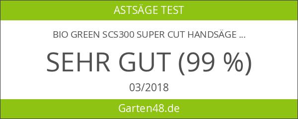 Bio Green SCS300 Super Cut Handsäge