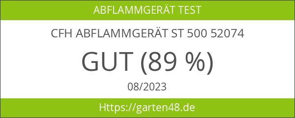 CFH Abflammgerät ST 500 52074