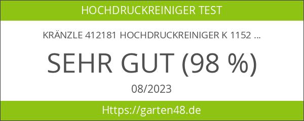 Kränzle 412181 Hochdruckreiniger K 1152 TS T